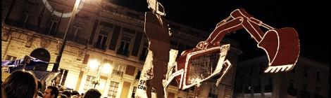 À Madrid, les Indignés fêtent leur premier anniversaire