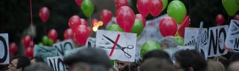 De Barcelone à Madrid, les indignés toujours en marche